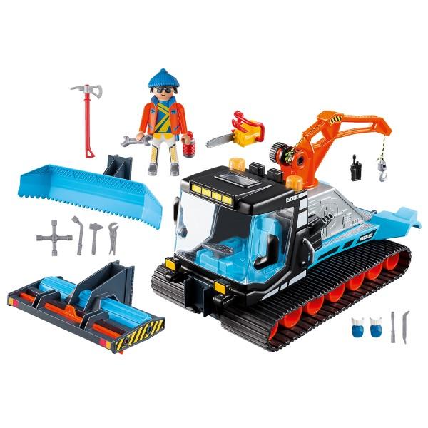 Vehicul de deszaperire playmobil family fun - 5