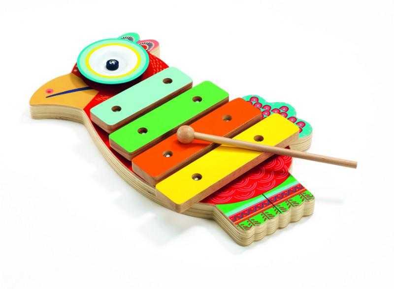 Xilofon si tambal djeco imagine