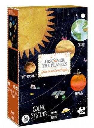 Puzzle descopera cosmosul londji