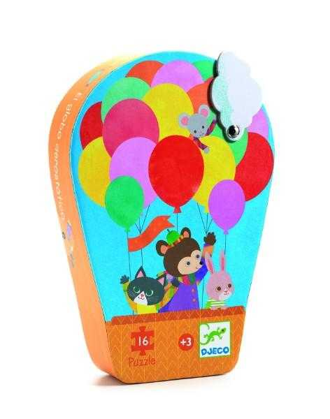 Puzzle balon djeco