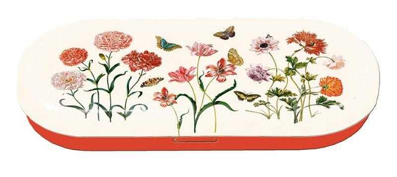 Etui ochelari cu flori m. sibylla merian fridolin imagine