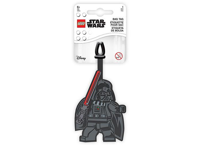 Eticheta bagaje lego star wars darth vader
