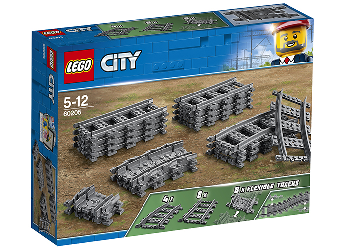 Sine flexibile lego city