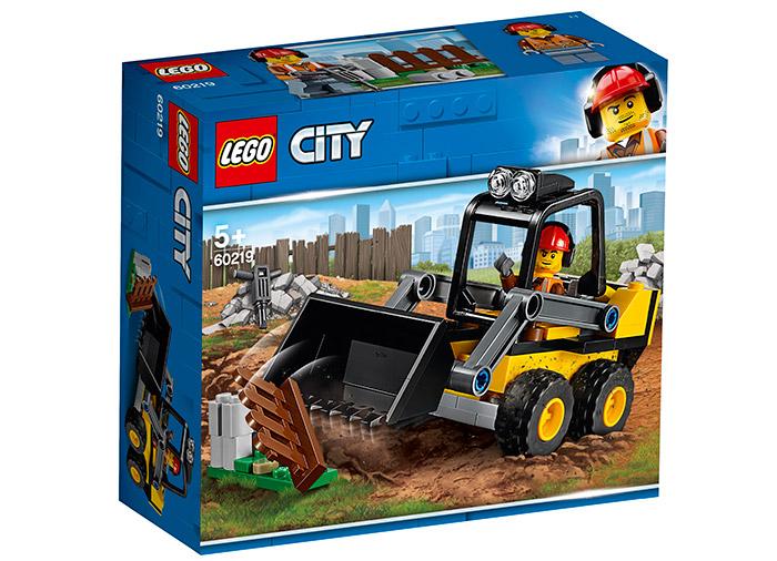 Incarcator pentru constructii lego city