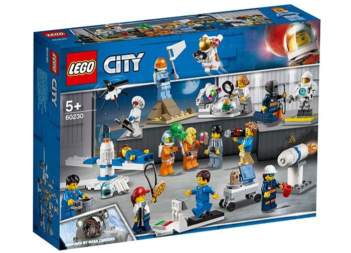 Cercetare si dezvoltare spatiala lego city imagine