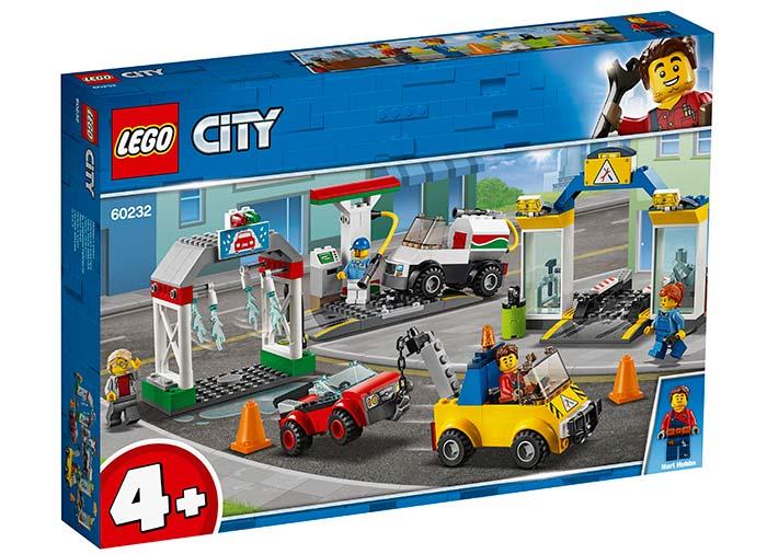 Centrul de garaje lego city