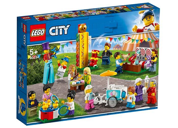 Parcul de distractii lego city