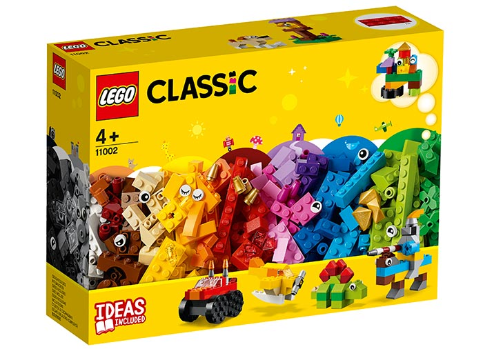 Caramizi de baza lego classic