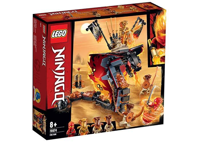 Gheara de foc lego ninjago