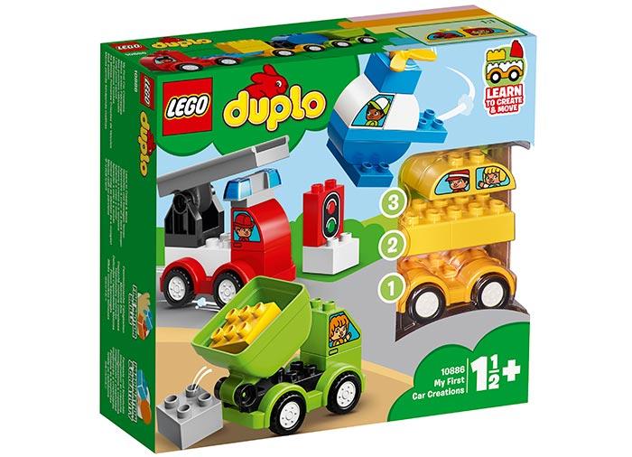 Primele mele masini creative lego duplo