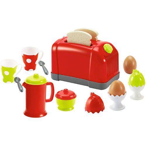 Set accesorii pentru mic dejun ecoiffier imagine
