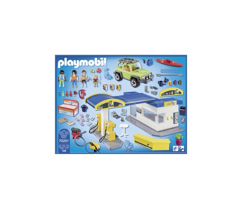 Benzinarie playmobil city life - 1