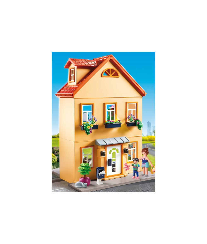 Casa de la oras playmobil city life - 1