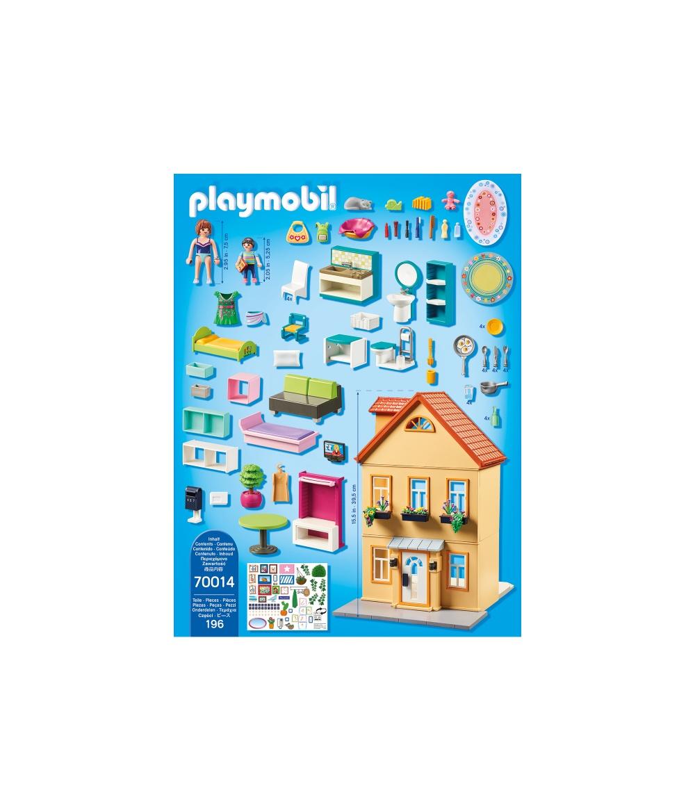 Casa de la oras playmobil city life - 2