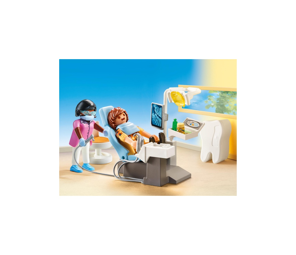 Cabinet stomatologic playmobil city life - 1