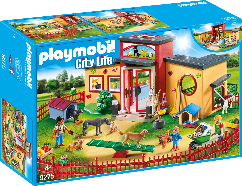 Hotelul animalutelor playmobil city life