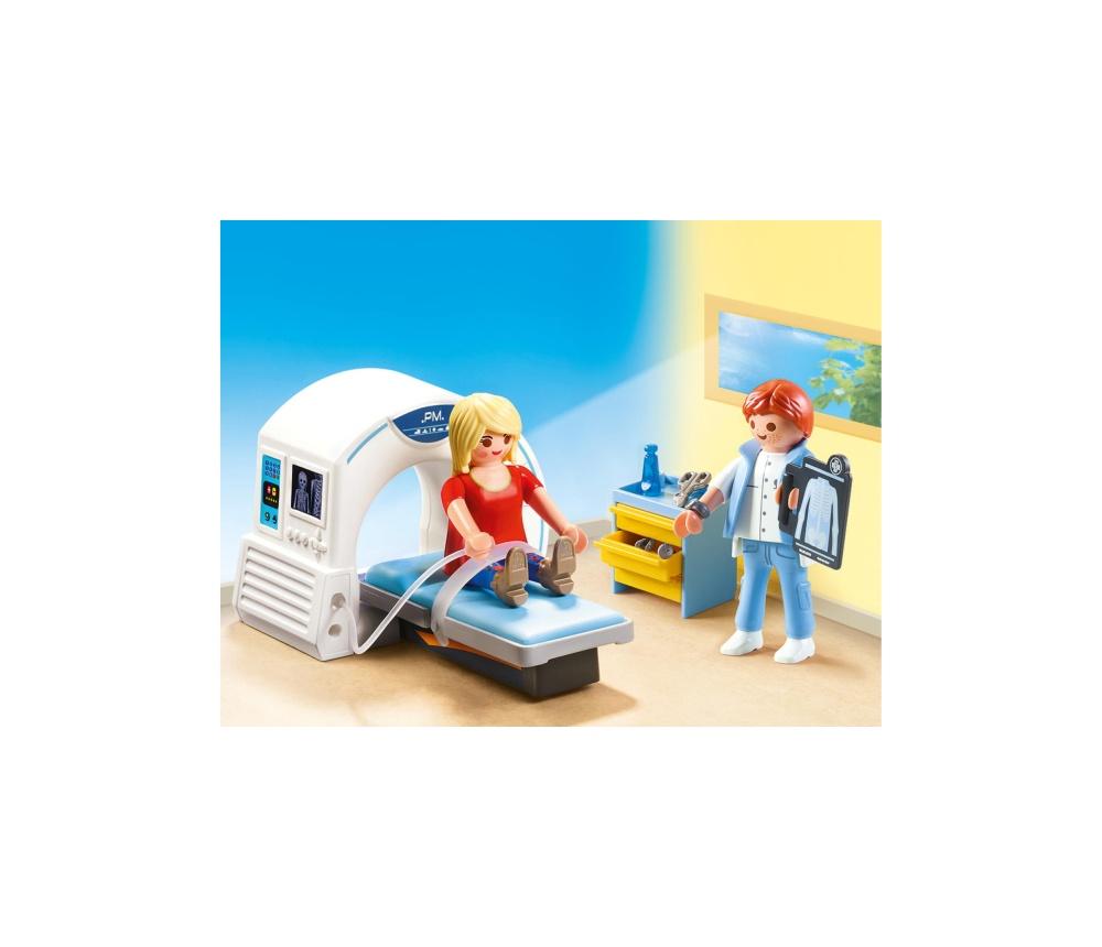 Cabinet radiolog playmobil city life - 2
