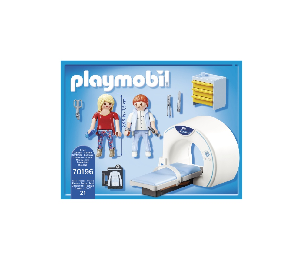 Cabinet radiolog playmobil city life - 1