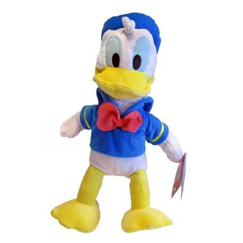 Mascota plus donald duck 25 cm disney imagine