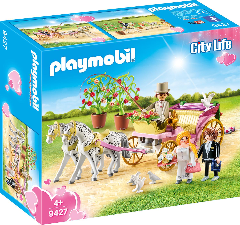 Trasura mirilor playmobil city life