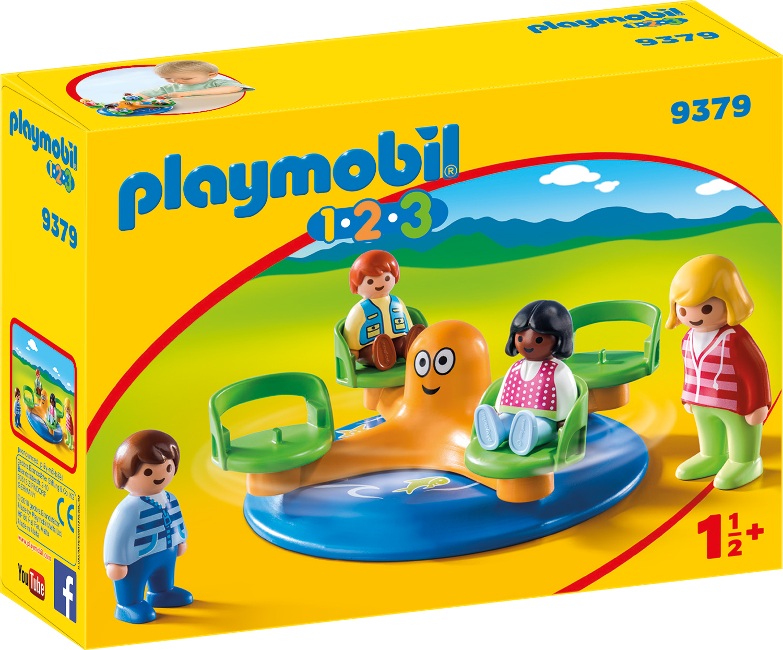 Carusel copii playmobil 1.2.3