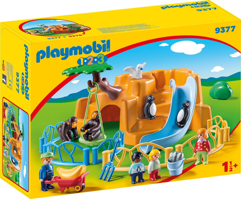 Gradina zoo playmobil 1.2.3