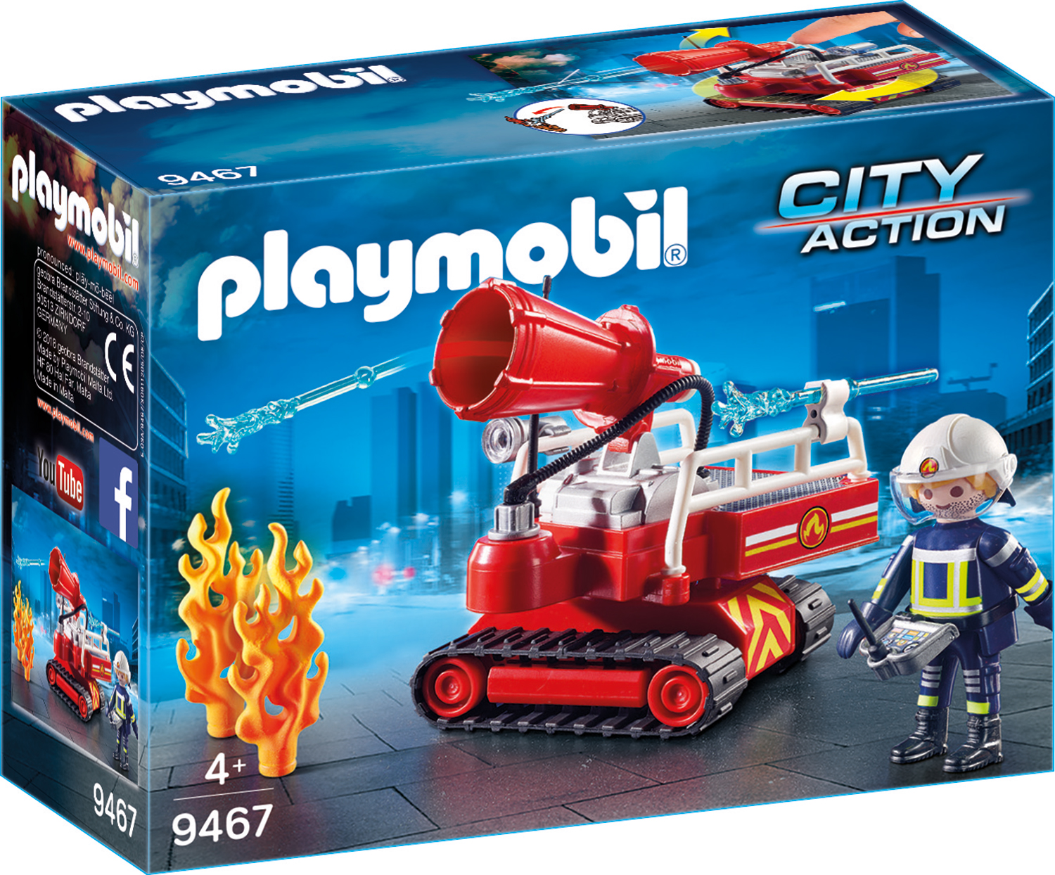 Tun de apa playmobil city action