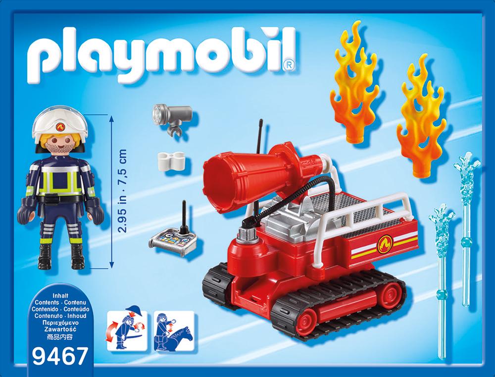 Tun de apa playmobil city action - 1
