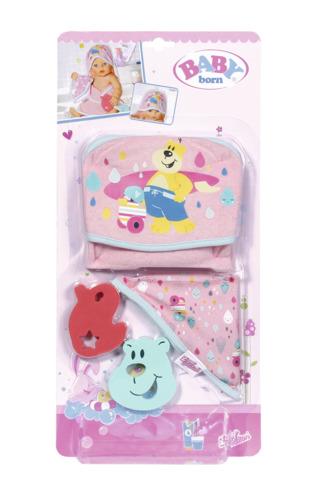 Set prosopele baie baby born zapf imagine