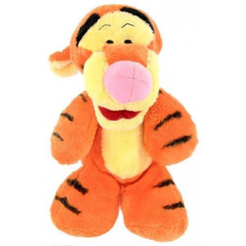 Mascota plus tigru flopsies 35 cm disney imagine