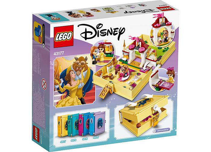 Aventuri cartea de povesti belle lego disney princess - 2