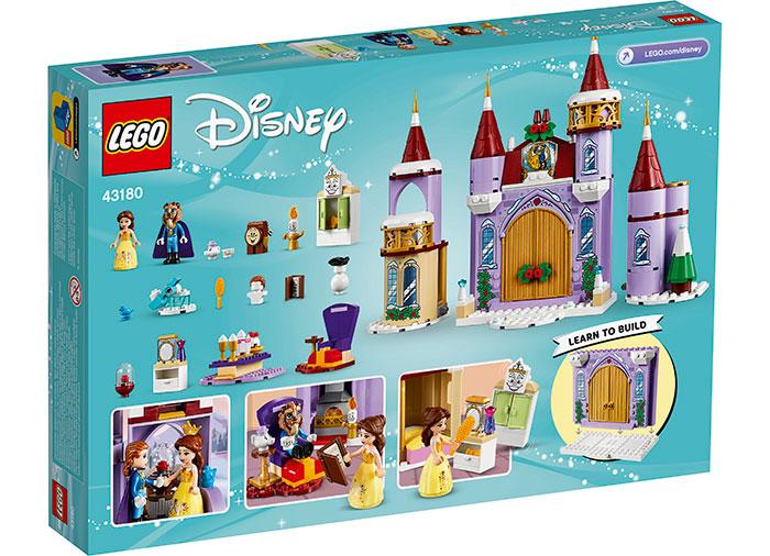 Sarbatoare la castelul bellei lego disney princess - 1