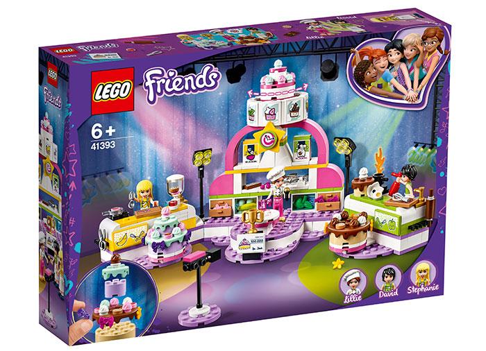 Concurs de cofetari lego friends