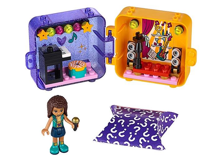 Cubul de joaca al andreei lego friends - 2
