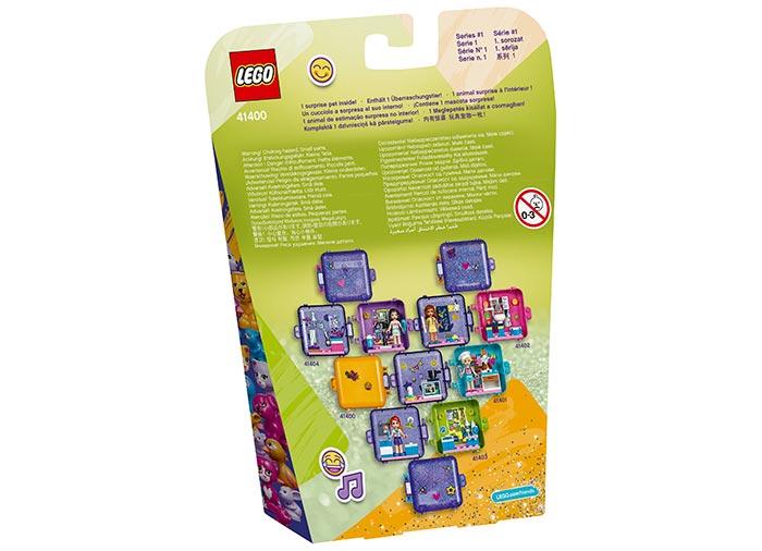 Cubul de joaca al andreei lego friends - 1