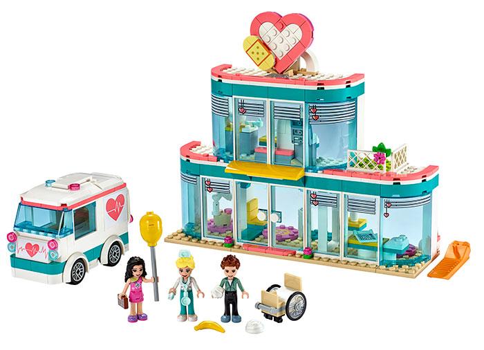 Spitalul orasului heartlake lego friends - 2