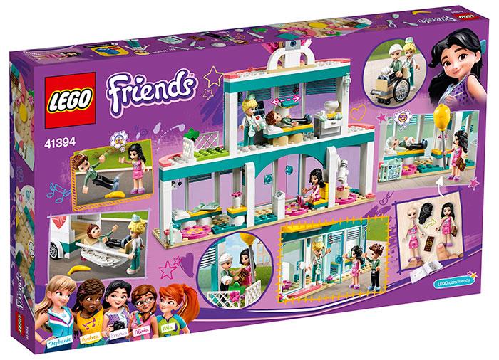 Spitalul orasului heartlake lego friends - 1