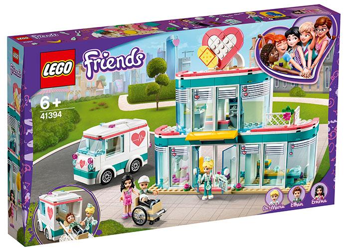 Spitalul orasului heartlake lego friends