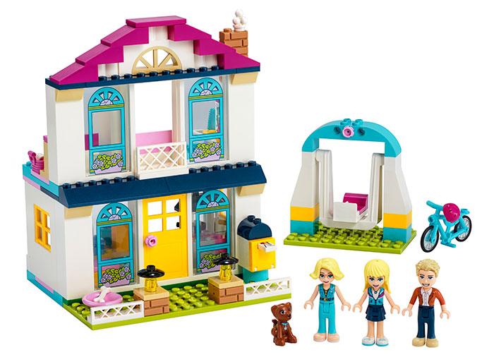 Casa lui stephanie lego friends - 2