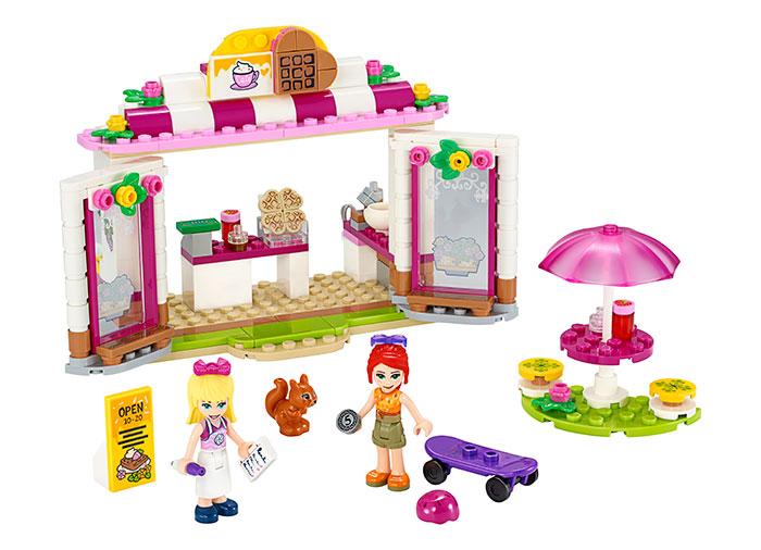 Cafeneaua parcului heartlake lego friends - 2