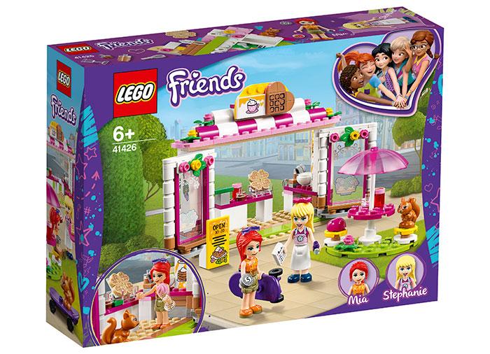 Cafeneaua parcului heartlake lego friends