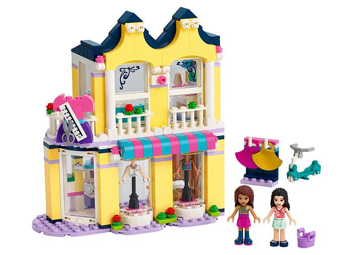 Casa de moda a emmei lego friends - 2