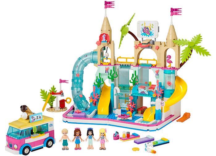 Parc acvatic distractiv lego friends - 1