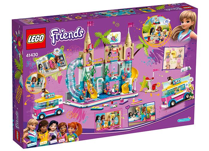 Parc acvatic distractiv lego friends - 2