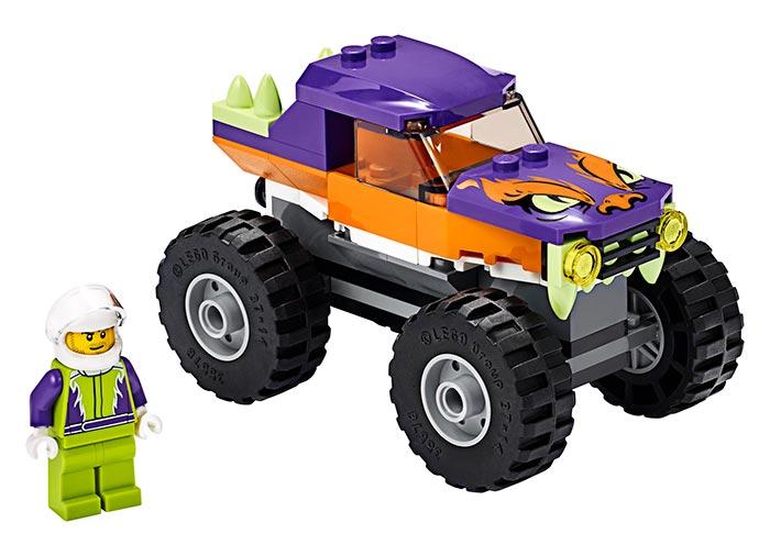 Camion gigant mov lego city - 1