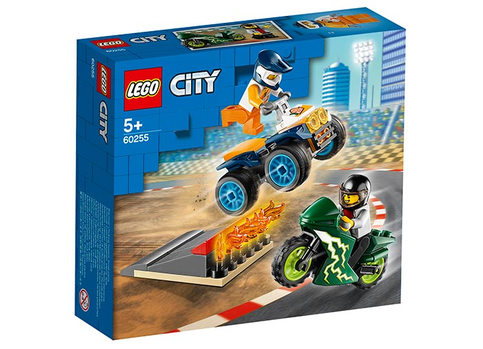 Echipa de cascadorii lego city