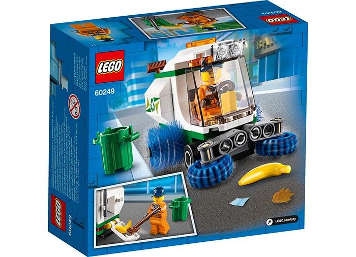 Masina de maturat strada lego city - 2