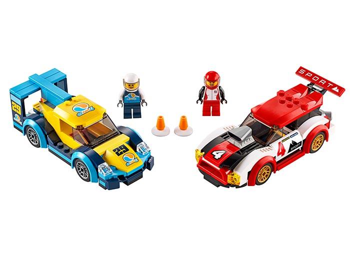 Masini de curse lego city - 2