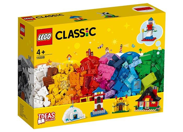 Caramizi si case lego classic