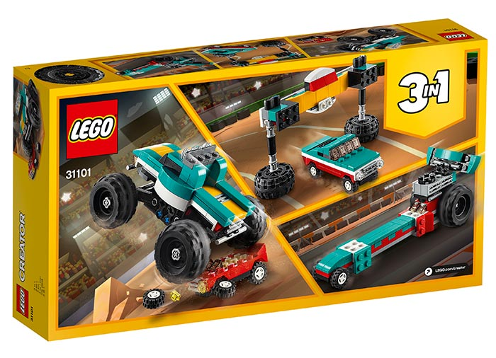 Camion gigant lego creator - 1